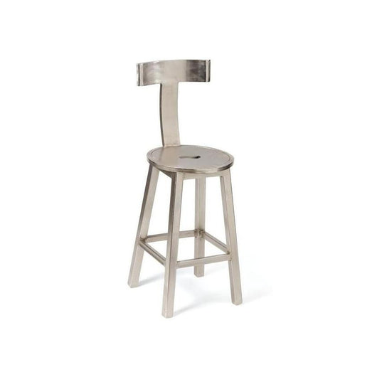 Steel Finish Stool