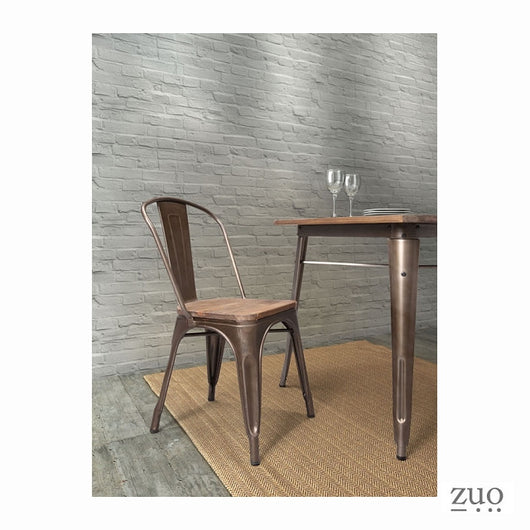 Zuo Elio Chair - Set of 2