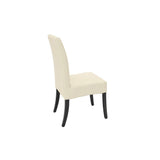 Valencia Bonded Leather Dining Chair - Set of 2