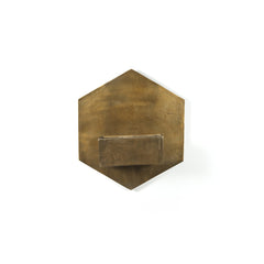 Marlow  Ozur Hexagon Wall Planter