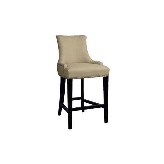 Charlotte Fabric Counter Stool