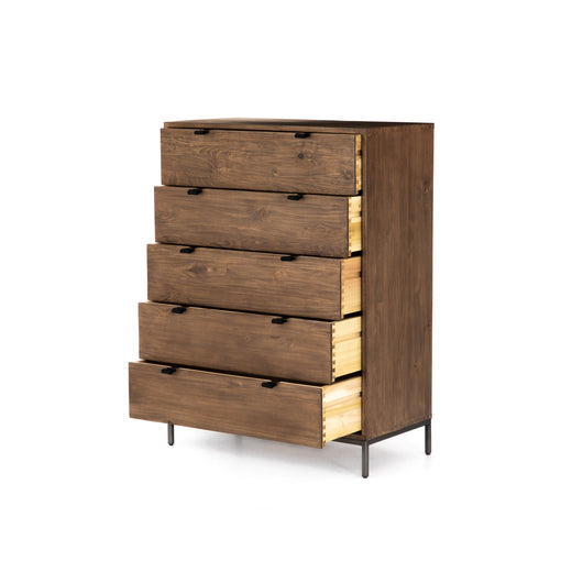Fulton Trey 5 Drawer Dresser