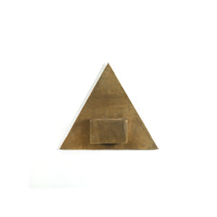 Marlow  Ozur Triangle Wall Planter