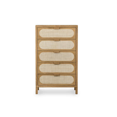 Filmore Allegra 5 Drawer Dresser