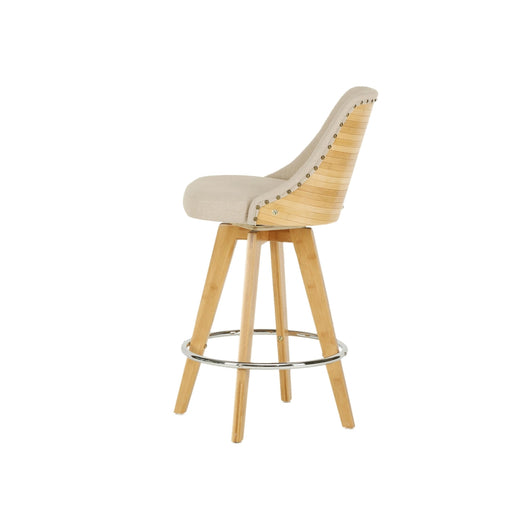 Nala  Bamboo Counter Stool