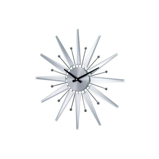Stilnovo Mirrored Starburst Clock