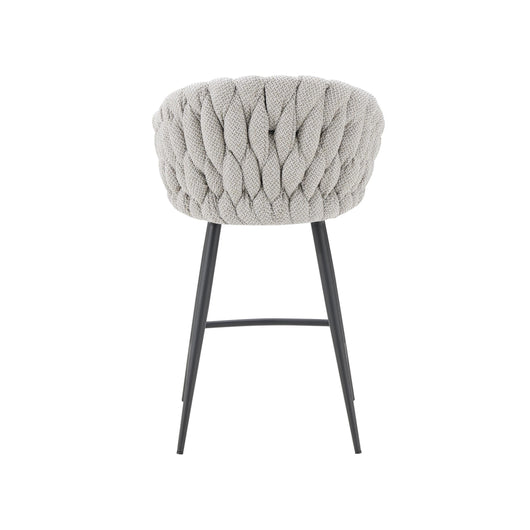 Fabian Fabric Counter Stool