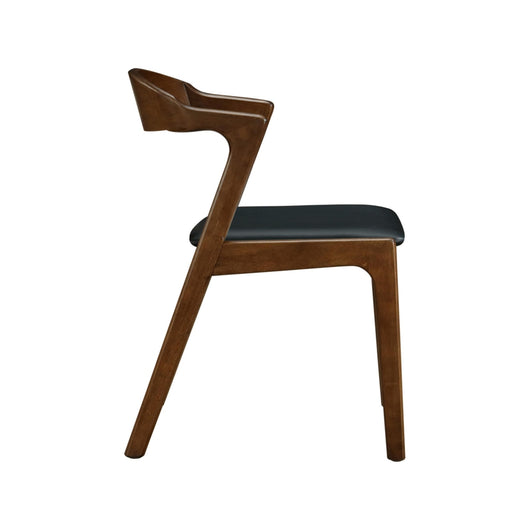 Swansea PU Dining Chair - Set of 2