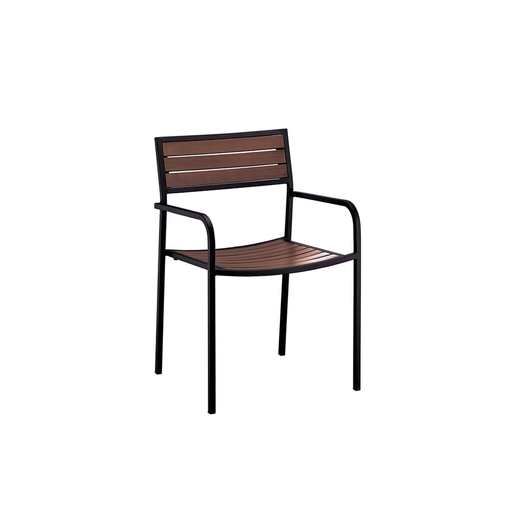 Phenomenal Niuline Luca Outdoor Dining Chair Creativecarmelina Interior Chair Design Creativecarmelinacom