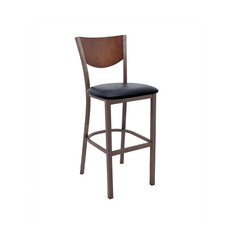Niuline Solido Bar Stool