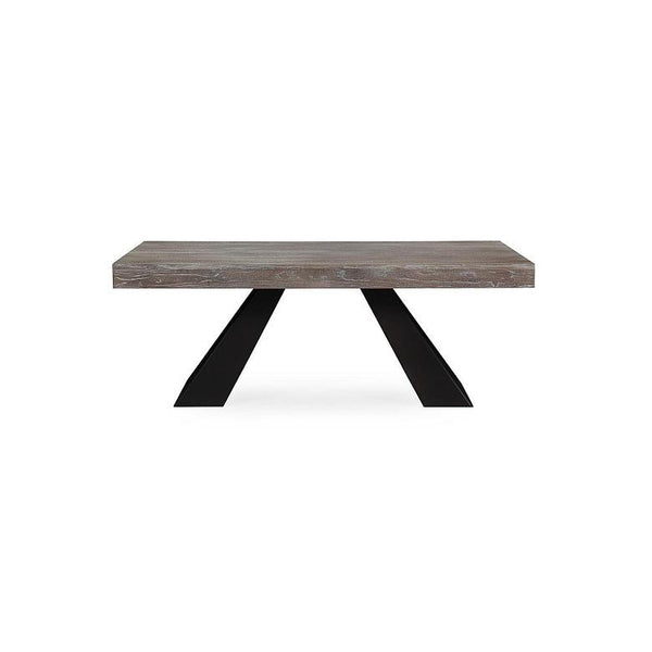 TOV Westwood Elm Dining Table