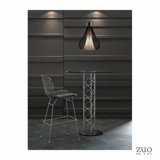 Zuo Wire Bar Chair - Set of 2