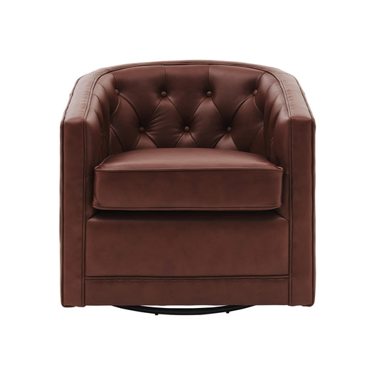 Walsh  Leather Swivel Chair