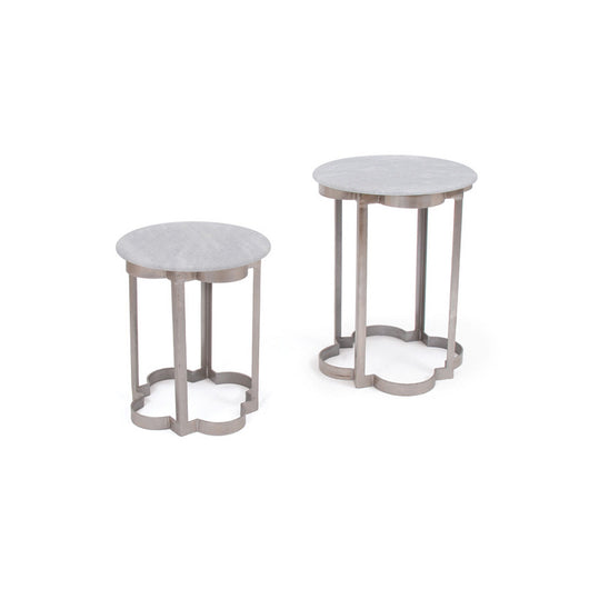 Clover Iron Tables - Set of Two