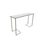 Allan copley edwin rectangle console table
