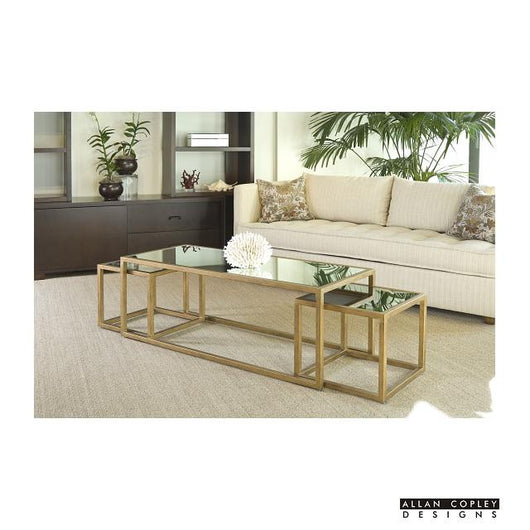 Allan copley grace coffee tables