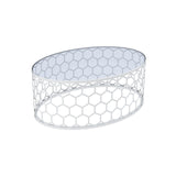 Allan copley melissa coffee tables - oval