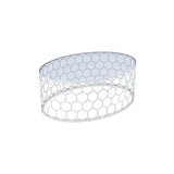 Allan copley melissa coffee table - oval