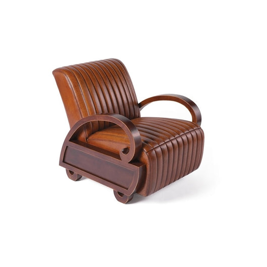 Darmody Leather Chair