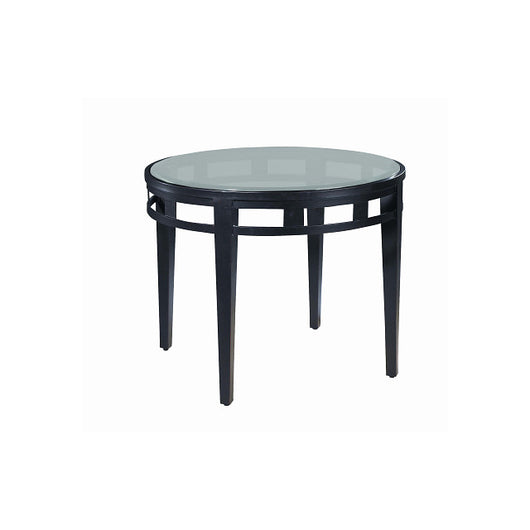 Allan copley madrid end table