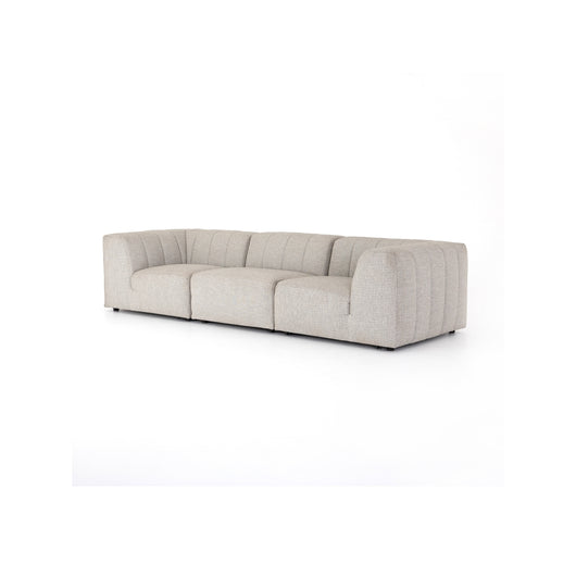 Solano  Gwen 3 Piece Outdoor Sectional