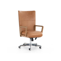 Cohen Desk Chair - Leather