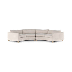 Atelier Heidi 2 Piece Sectional