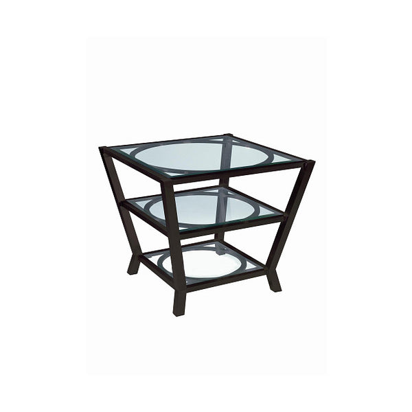 Allan copley veranda end table