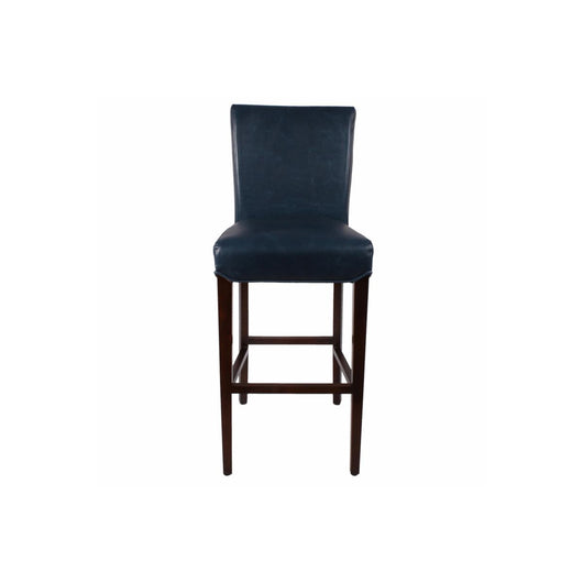 Milton Bonded Leather Bar Stool