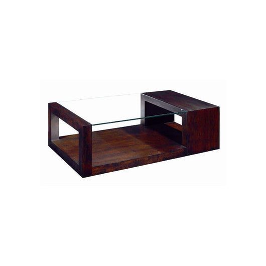 Allan copley dado coffee table