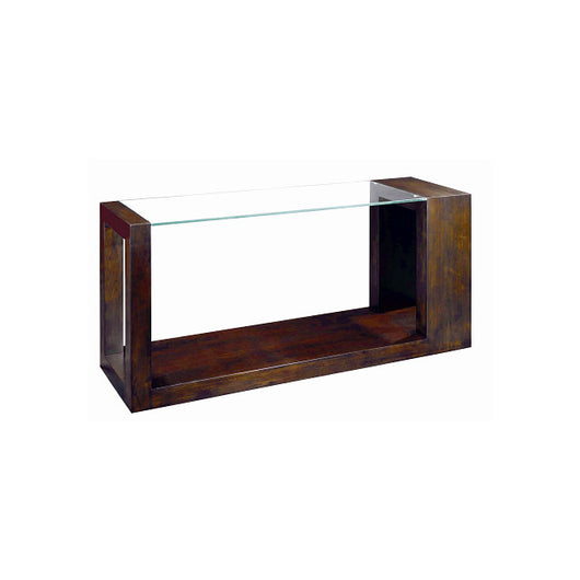 Allan copley dado console table