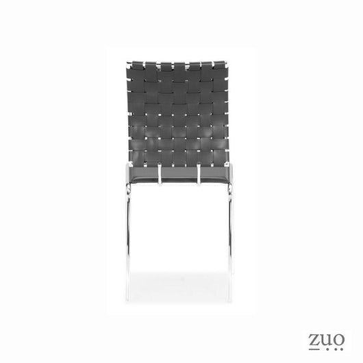 Zuo Criss Cross Dining Chair - Set of 4