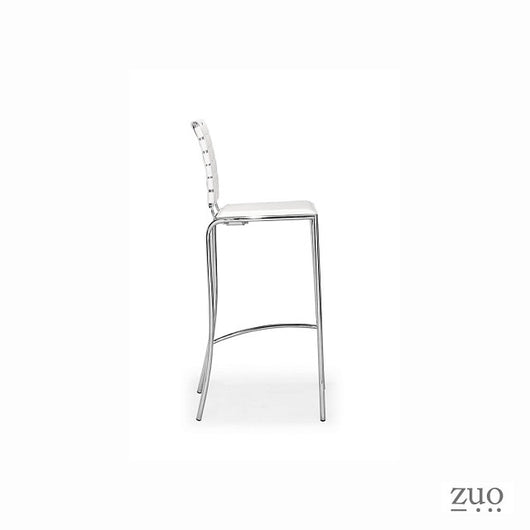 Zuo Criss Cross Bar Chair - Set of 2