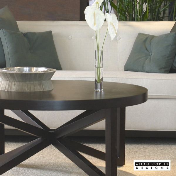 Allan Copley Snowmass Coffee Table