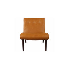 Alexis Bonded Leather  Lounge Chair