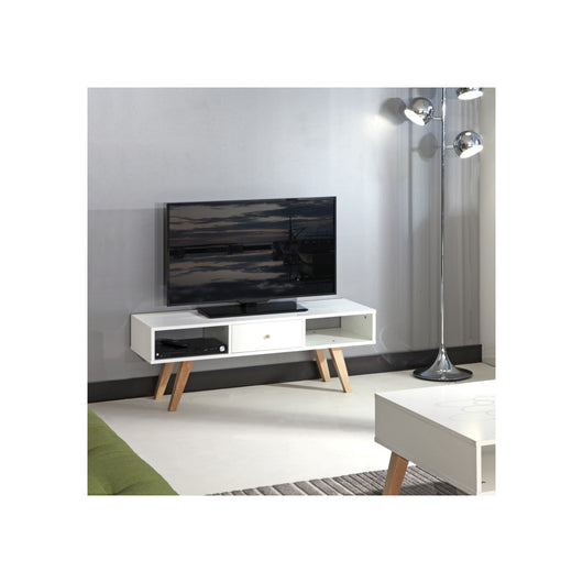 Symbiosis Prism TV Stand with 1 Drawer