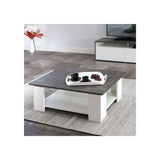 Symbiosis  Square Coffee Table