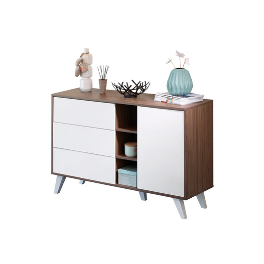 Symbiosis Prism Sideboard with 3 Drawer and 1 Door