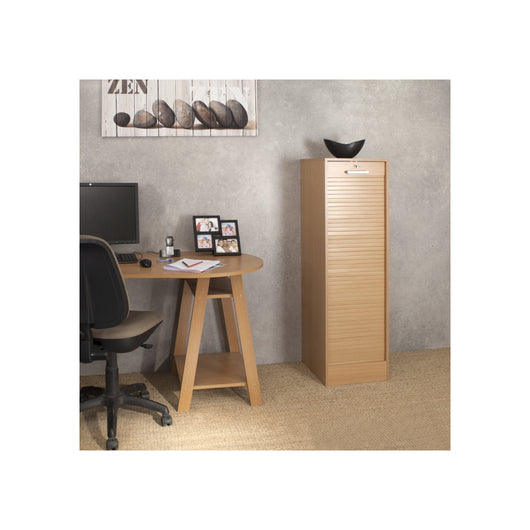 Symbiosis Avrel Vertical File Cabinet 54""