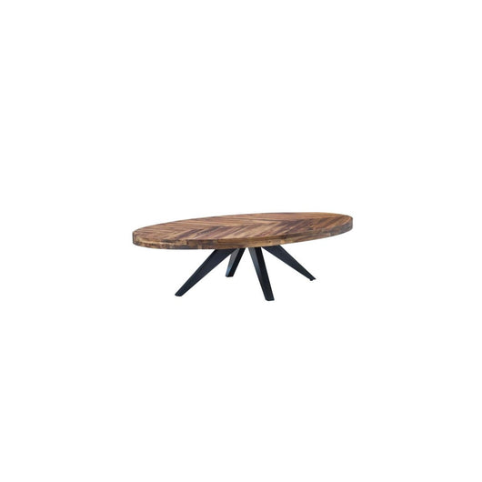 Moe's Home Collection Parq Oval Coffee Table