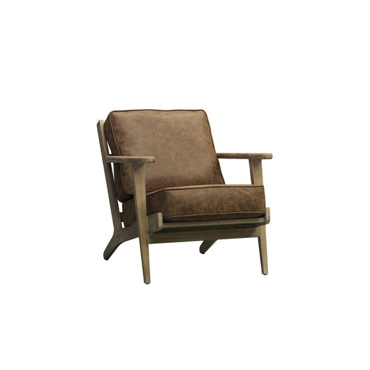 Albert PU Accent Chair