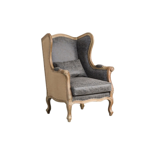 Guinevere Wing Arm Chair