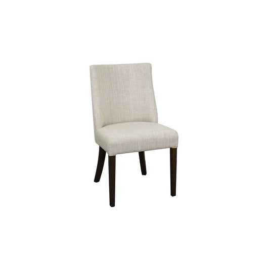 New Paris Fabric Dining Chair - Set of 2