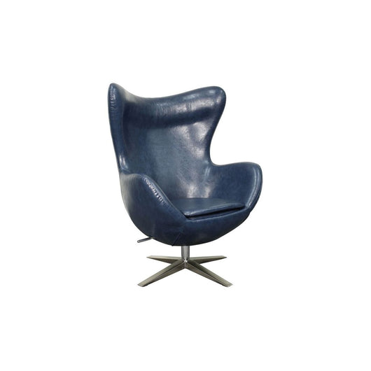 Max Leatherette  Swivel  Chair