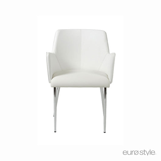 Euro Style Sunny 4-L Arm Chair - Set of 2