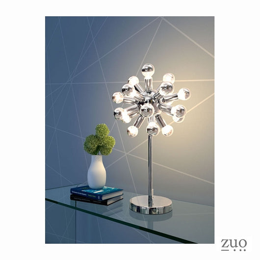 Zuo Pulsar Table Lamp
