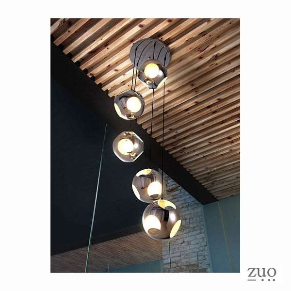 Zuo Meteor Shower Ceiling Lamp
