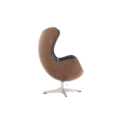 Axis PU Swivel Rocker Chair