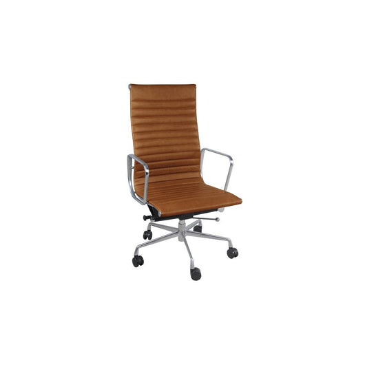 Langley PU High Back Office Chair