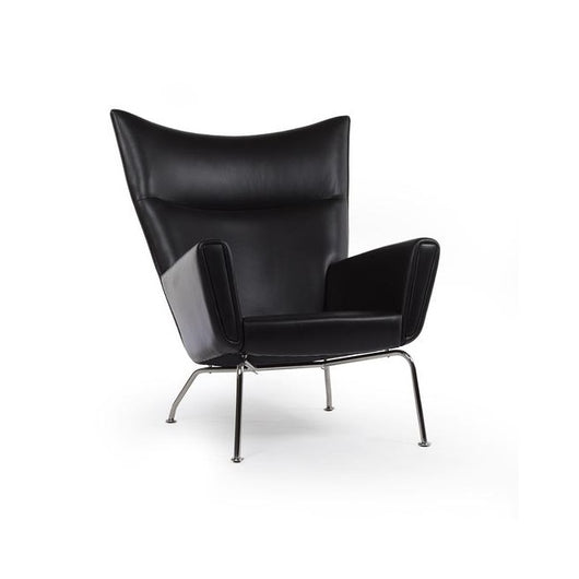 Stilnovo Hoffman Lounge Chair - Leather